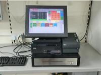Epos Till System Touchscreen Till, Cash Till, Epos software , COMPLETE EPOS CASH TILL