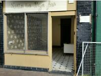 Nice lock-up shop to let Netherfield Nottingham ready to start/expand your business suit many trades