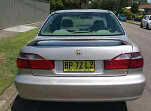 HONDA ACCORD  (13 MONTHS REGO) North Lambton Newcastle Area Preview