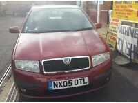 skoda fabia 1.4 Next MOT due 31/05/2017,