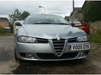 Alfa romeo 156 sports wagon 2.0 ltr jts spares repairs