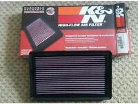K&N filter for Subaru Impreza classic