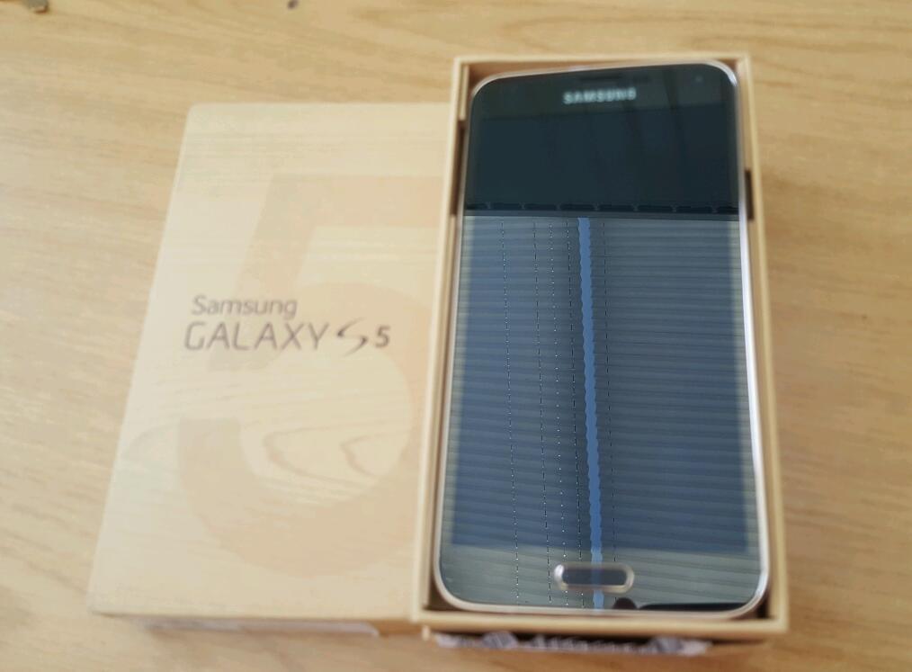 samsung galaxy s5 copper gold. samsung galaxy s5 copper gold | refurbished