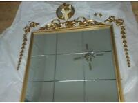 Wall Mirror Feature collectable USA 1970' style