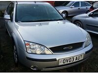 FORD MONDEO 8 MONTHS MOT 5 DOORS FULLY working C/L E/W PAS ETC.