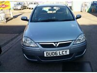 Vauxhall CORSA 1.2 5 doors long mot twin port ready to go £999