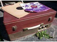 EAR '1960' Vintage Portable Record Player - Retro Collectors