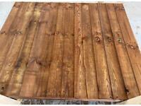 Fence Panels - Closeboard Panels