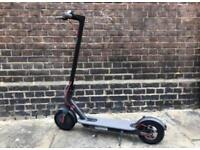 Free one day Xiaomi Electric Scooter rentals