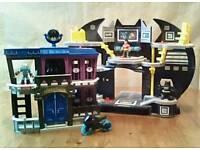 Imaginext Batman cave & jail £25 ono