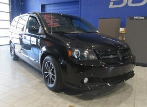 2016 Dodge Grand Caravan R/T W/ SAFETY SPHERE, DVD, LEATHER