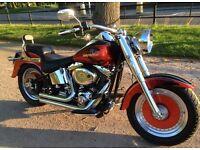Harley Davidson Fat boy,