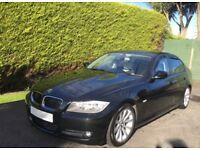 BMW 2010 2.0 318d SE Business Edition 4-Door 58,000 miles, Manual. Black Sapphire Metallic