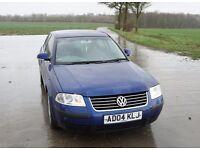 VW Passat 2.0 Sport 2004 New M.O.T