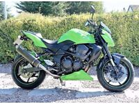 For Sale my Kawasaki Z750L in classic green, excellent condition 2 previous owners .