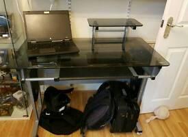 Desk (fully adjustable)