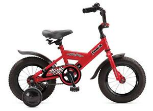 JAMIS 2015 HOT ROD RED! KIDS BICYCLE