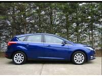 Ford Focus Titanium 1.0t 2016