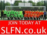 Teams looking for players, find football near Clapham Junction, play football in Wandsworth ah2g2