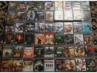 SONY PLAYSTATION 3 PS3 GAMES GTA 5 COD CALL OF DUTY MW2 MW3 MW4 FIFA ANGRY BIRDS INJUSTICE SONIC PS4