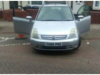 Honda Stream. A Fine family 7 seater. Genuine low mileage. Serviced recently. Fully loaded
