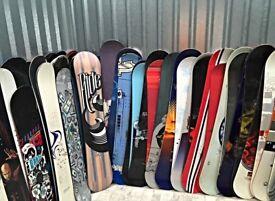 £2500 of Snowboard Gear