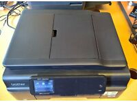 Brother MFC J650DW Printer / Scanner / Fax / Copier