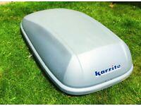 Karrite Contour Roof Box Capacity 470L