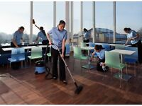 Early Morning & Evening Cleaners Required £7.20 ph.