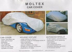 Moltex outdoor car cover for all weathers