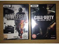 2 Shooter PC Games Bundle BNIBs