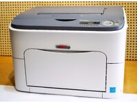 OKI C130n Colour Laser Printer - in working order