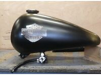 Harley Davidson Twin Fuel Tanks