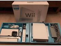 Perfect Condition Nintendo Wii Console Only £40