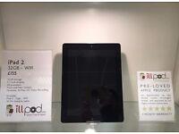 iPad 2 - 32GB - WiFi Version - Black