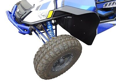 Arctic Cat & Textron Wildcat 1000 fender flares mud flaps by MudBusters