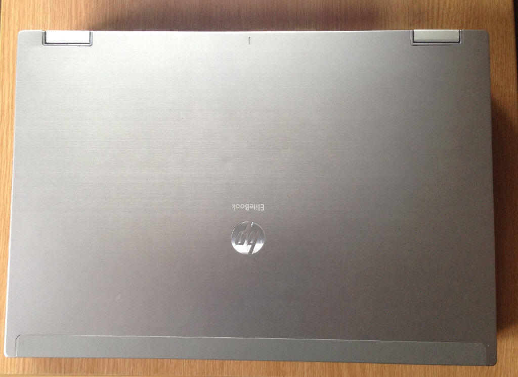Laptop HP Elitebook 8440P 8GB RAM, 250GB HDD - With