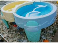 Step 2 sand and water table