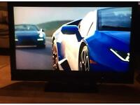 """SONY BRAVIA 42"""" LCD FREEVIEW FULL HD 1080P HDMI SCART ETC CAN DELIVER."""