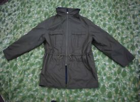 French Military / Airforce Seyntex Reversible Waterproof Jacket (XLarge)