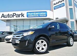 2013 Ford Edge SEL NAVI|PANO ROOF|LEATHER|