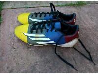 Size 6 Messi F10 football boots