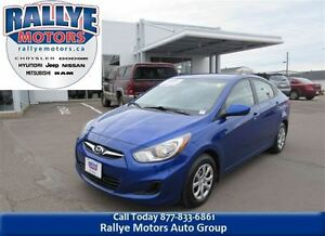 2012 Hyundai Accent GL, Auto, 46 KMs, EXT Warr