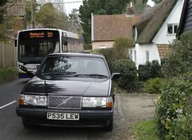 Lovely condition Volvo 940 with Full Mot and service record, new tyres
