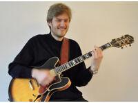 Guitar Teacher - Richmond, London (Jazz, Blues, Classical and other styles)