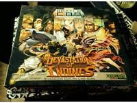 BattleCON: Devastation of Idines board game