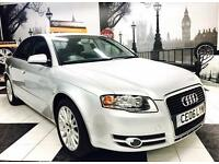 ★🎈WEEKEND SALE🎈★ 2006 AUDI A4 2.0 TDI DIESEL 140BHP★FRESH MOT★SERVICE HISTORY★CAT-C★KWIKI AUTOS★