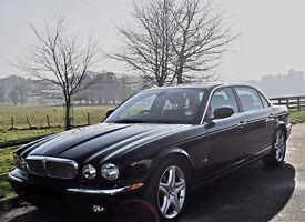Immaculate LWB Executive Jaguar XJ TDVI