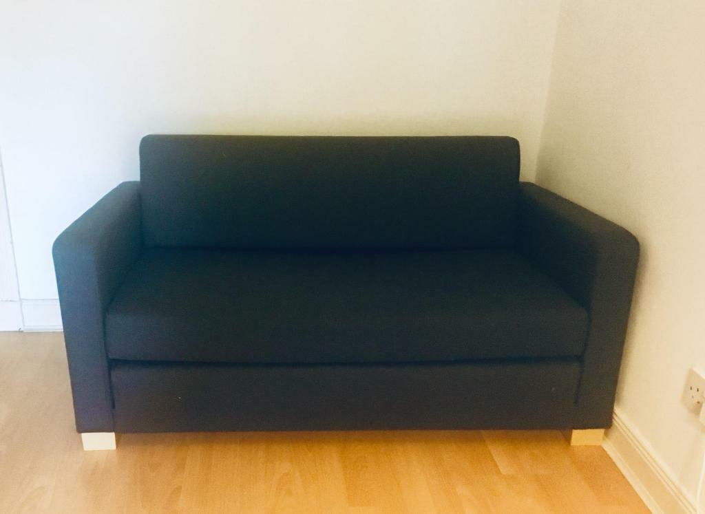 Ikea Two Seater Sofa Bed In New Town Edinburgh Gumtree