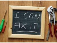 Handyman available , carpentry , tiling, plumbing.